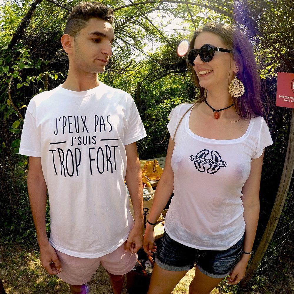 Concours de tee shirt mouillé