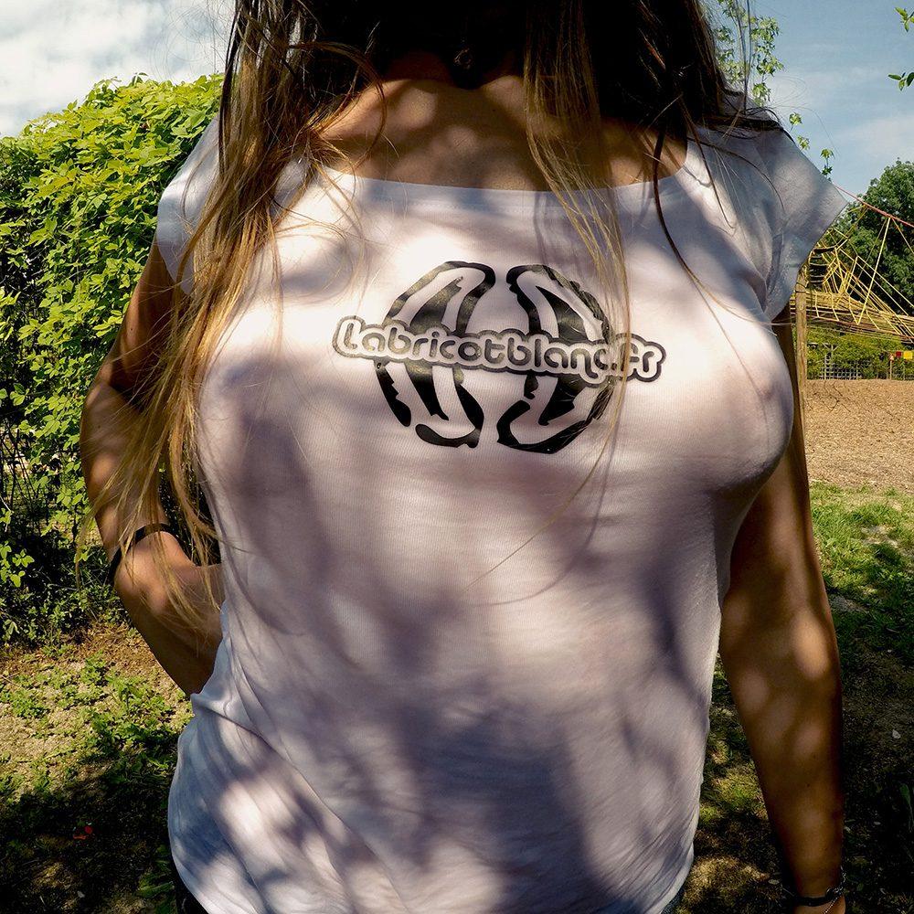 Miss t-shirt mouille